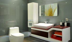 Phòng tắm TOTO đẹp sang trọng