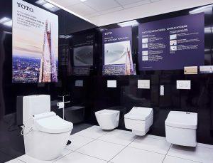 Showroom thiết bị vệ sinh TOTO