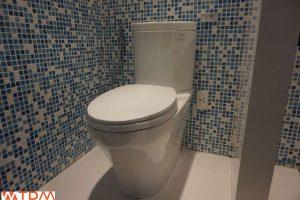 thiết bị vệ sinh bồn câu TOTO cho chung cư