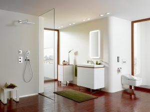 Thiết bị vệ sinh phòng tắm toto tại hà nội chính hãng