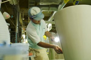 Nhà máy sản xuất thiết bị vệ sinh Toto trên thế giới