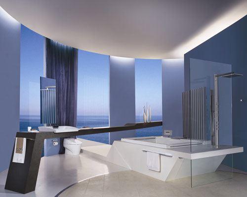 Phòng tắm thiết bị vệ sinh TOTO tại bình thuận