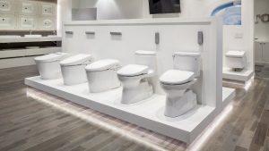 Thiết bị vệ sinh Toto tại Hà nội chính hãng giá gốc