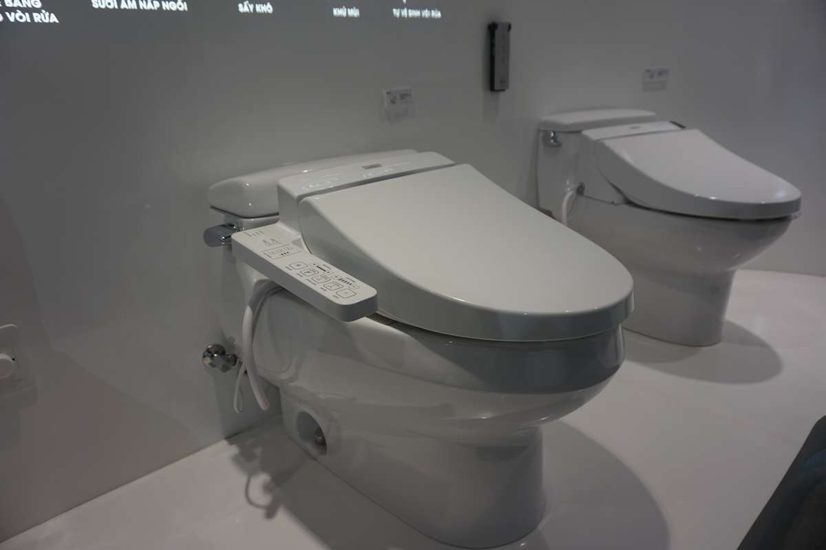 Thiết bị vệ sinh Toto chính hãng tốt nhất